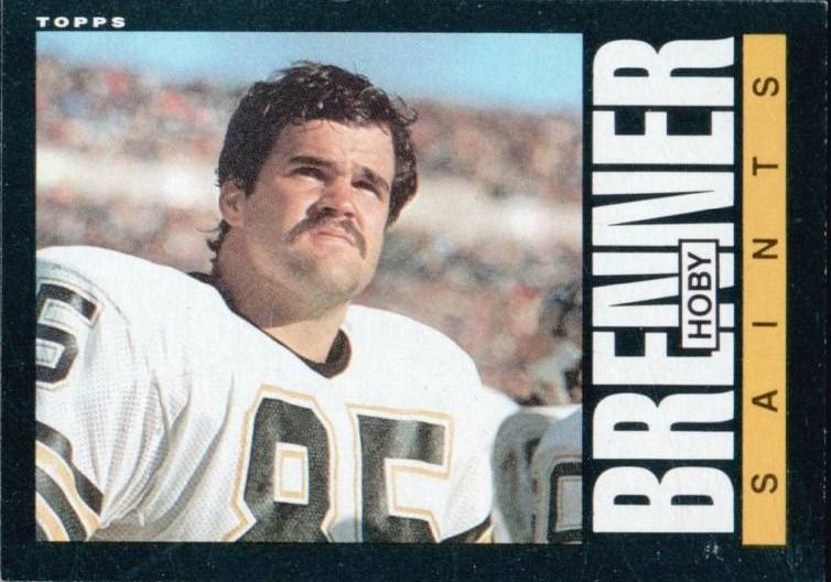 Hoby Brenner - New Orleans Saints