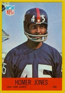 Homer Jones - New York Giants