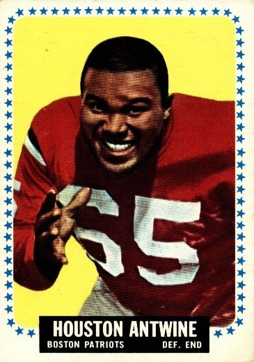 Houston Antwine - Boston Patriots
