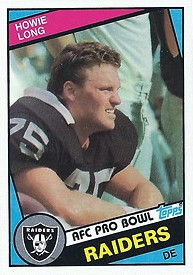 Howie Long - Oakland Raiders