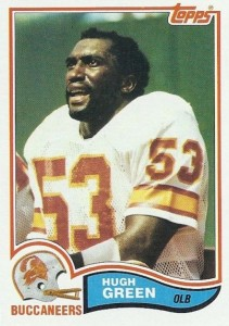 Hugh Green - Tampa Bay Buccaneers
