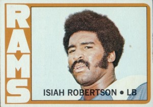 Isiah Robertson - Los Angeles Rams
