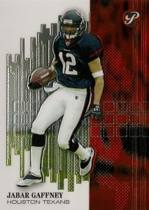 Jabar Gaffney - Houston Texans - Wide Receiver