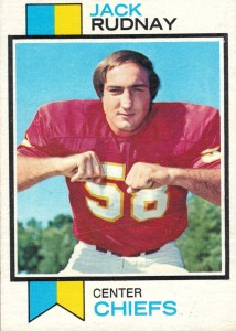 Jack Rudnay - Kansas City Chiefs