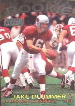 Jake Plummer - Chicago Cardinals - Arizona Cardinals - St. Louis Cardinals - Phoenix Cardinals - Denver Broncos