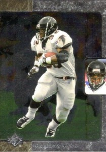 Jamal Anderson - Atlanta Falcons - Running Back