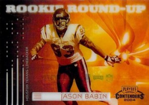 Jason Babin - Houston Texans - Linebacker
