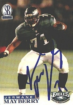 Jermane Mayberry - Philadelphia Eagles
