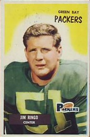Jim Ringo - Green Bay Packers