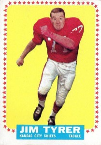 Jim Tyrer - Kansas City Chiefs