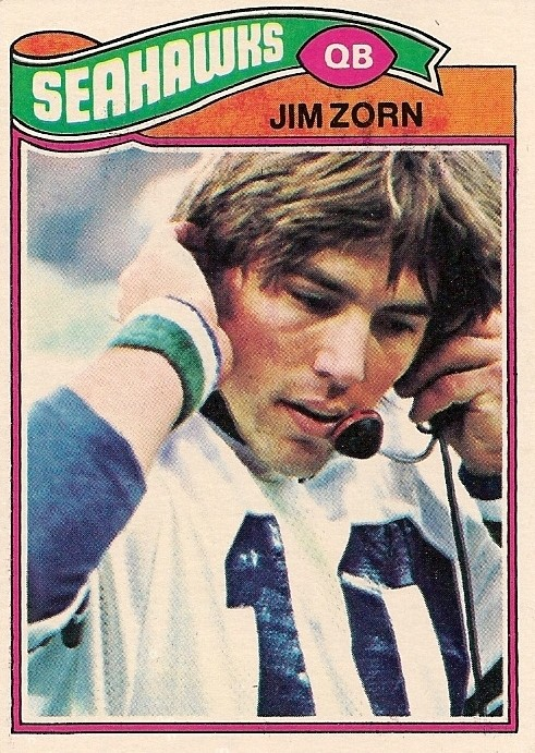 Jim Zorn - Seattle Seahawks