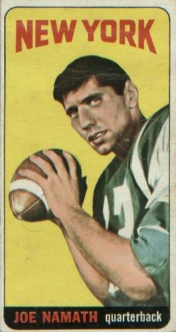 Joe Namath - New York Jets