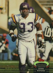 John Randle - Minnesota Vikings