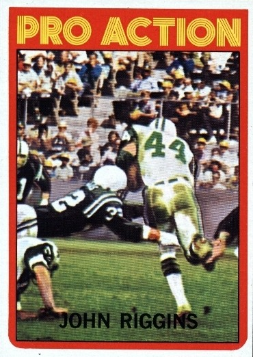 John Riggins - New York Jets - Washington Redskins