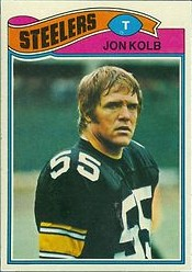 Jon Kolb - Pittsburgh Steelers