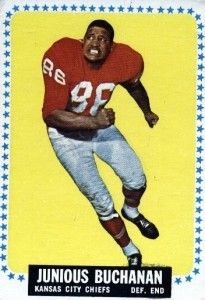 "Junious ""Buck"" Buchanan - Buck Buchanan - Kansas City Chiefs"