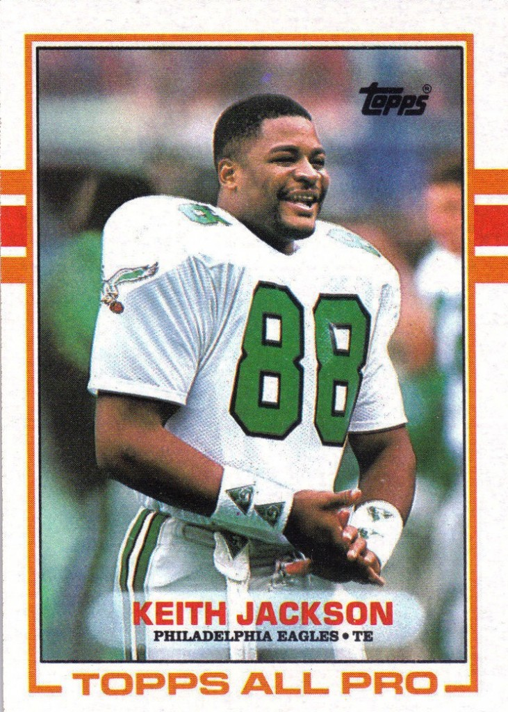Keith Jackson - Philadelphia Eagles