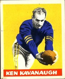 Ken Kavenaugh - Chicago Bears