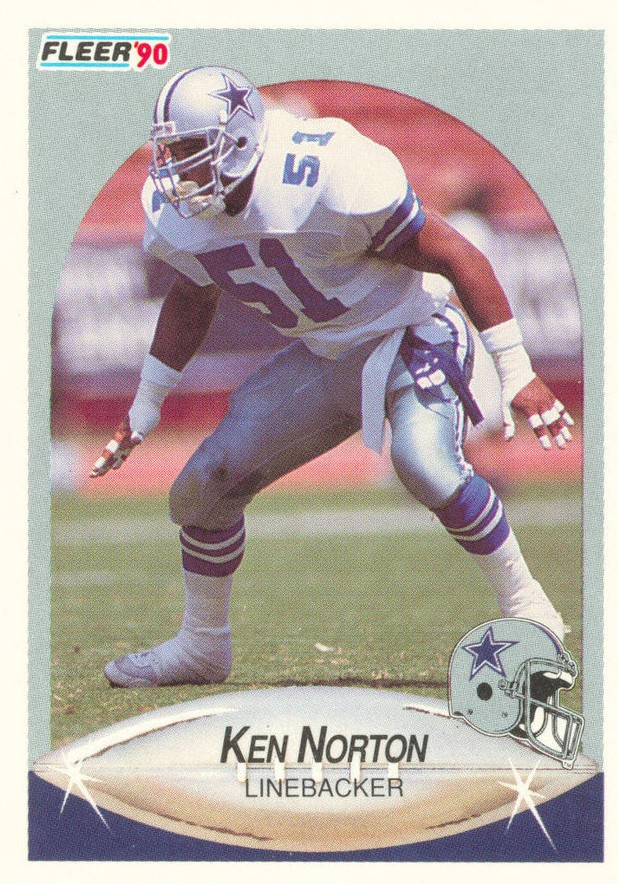 Ken Norton Jr. - Dallas Cowboys - San Francisco 49ers