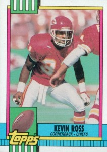 Kevin Ross - Kansas City Chiefs