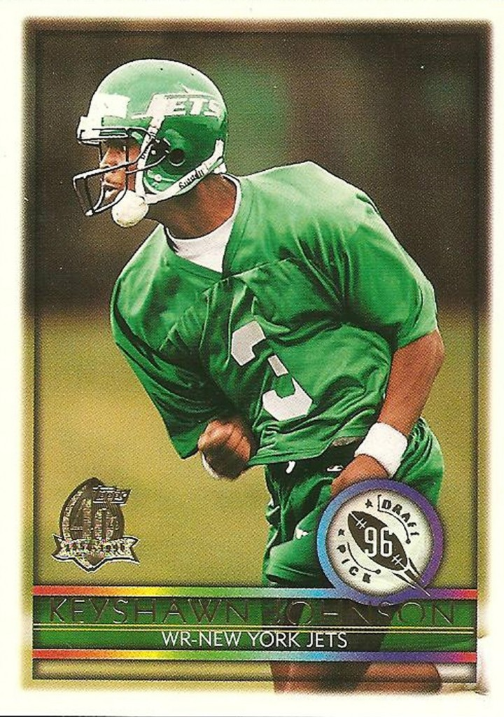 Keyshawn Johnson - New York Jets
