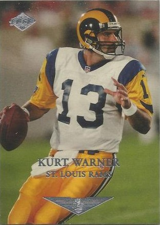 Kurt Warner - St. Louis Rams - Chicago Cardinals - Arizona Cardinals - St. Louis Cardinals - Phoenix Cardinals