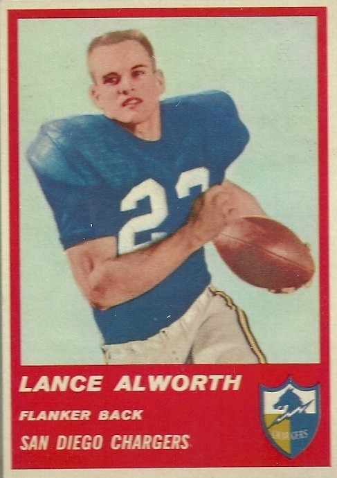 Lance Alworth - San Diego Chargers