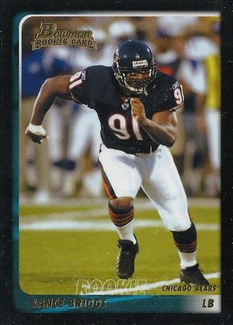 Lance Briggs - Chicago Bears