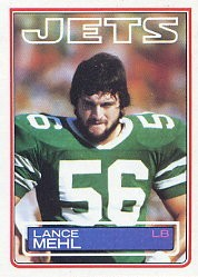 Lance Mehl - New York Jets