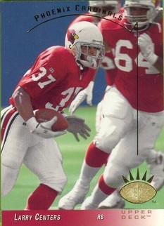Larry Centers - Chicago Cardinals - Arizona Cardinals - St. Louis Cardinals - Phoenix Cardinals