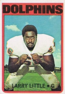 Larry Little - Miami Dolphins