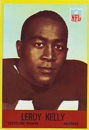 Leroy Kelly - Cleveland Browns - Running Back