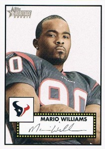 Mario Williams - Houston Texans - Defensive End