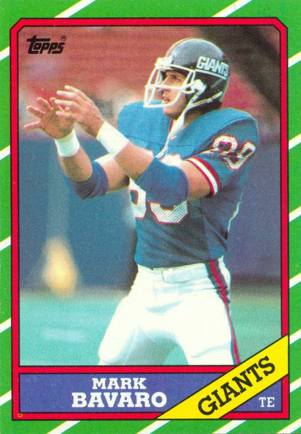 Mark Bavaro - New York Giants