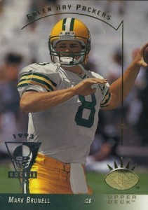 Mark Brunell - Green Bay Packers - Jacksonville Jaguars