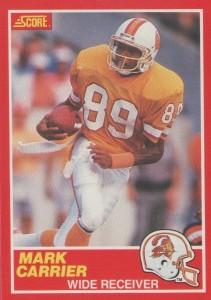 Mark Carrier - Tampa Bay Buccaneers