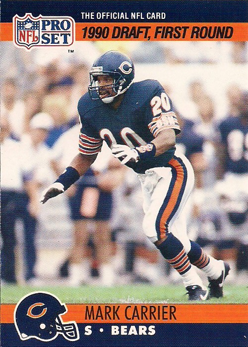 Mark Carrier - Chicago Bears