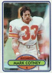Mark Cotney - Tampa Bay Buccaneers