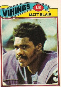 Matt Blair - Minnesota Vikings