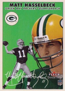 Matt Hasselbeck - Green Bay Packers - Seattle Seahawks - Quarterback