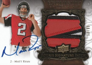 Matt Ryan - Atlanta Falcons - Quarterback