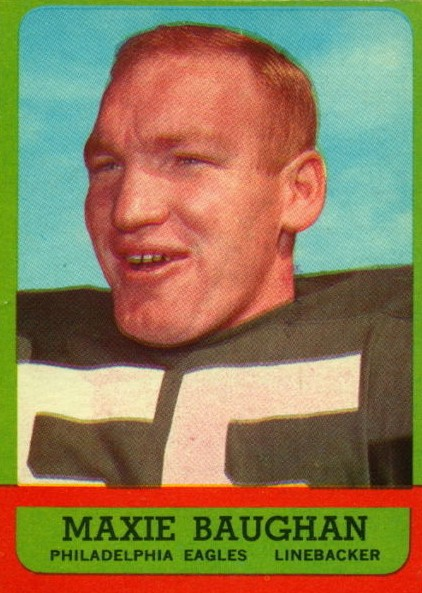 Maxie Baughan - Philadelphia Eagles