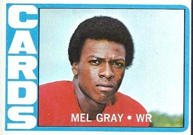 Mel Gray - Chicago Cardinals - Arizona Cardinals - St. Louis Cardinals - Phoenix Cardinals