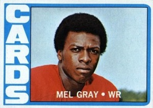 Mel Gray - St. Louis Cardinals - Detroit Lions - Wide Receiver - Kick Returner