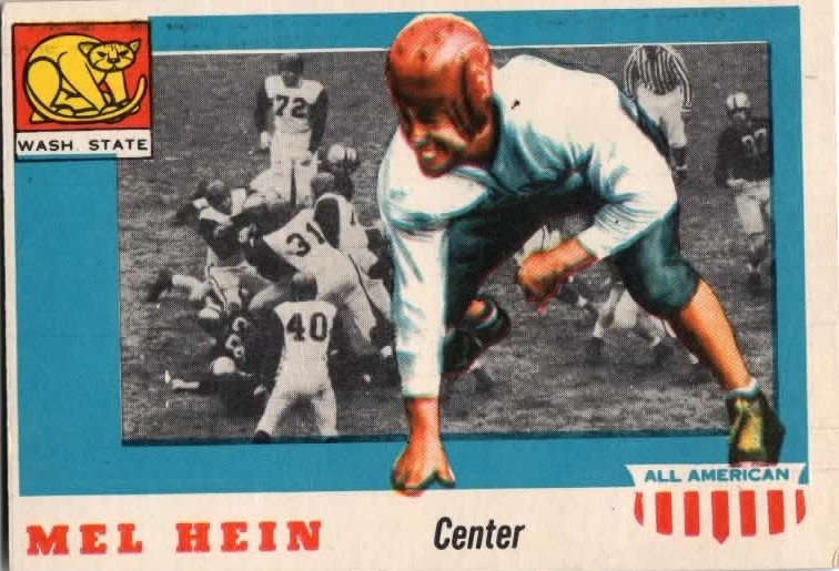 Mel Hein - New York Giants