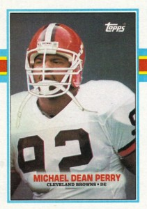 Michael Dean Perry - Cleveland Browns - Defensive End