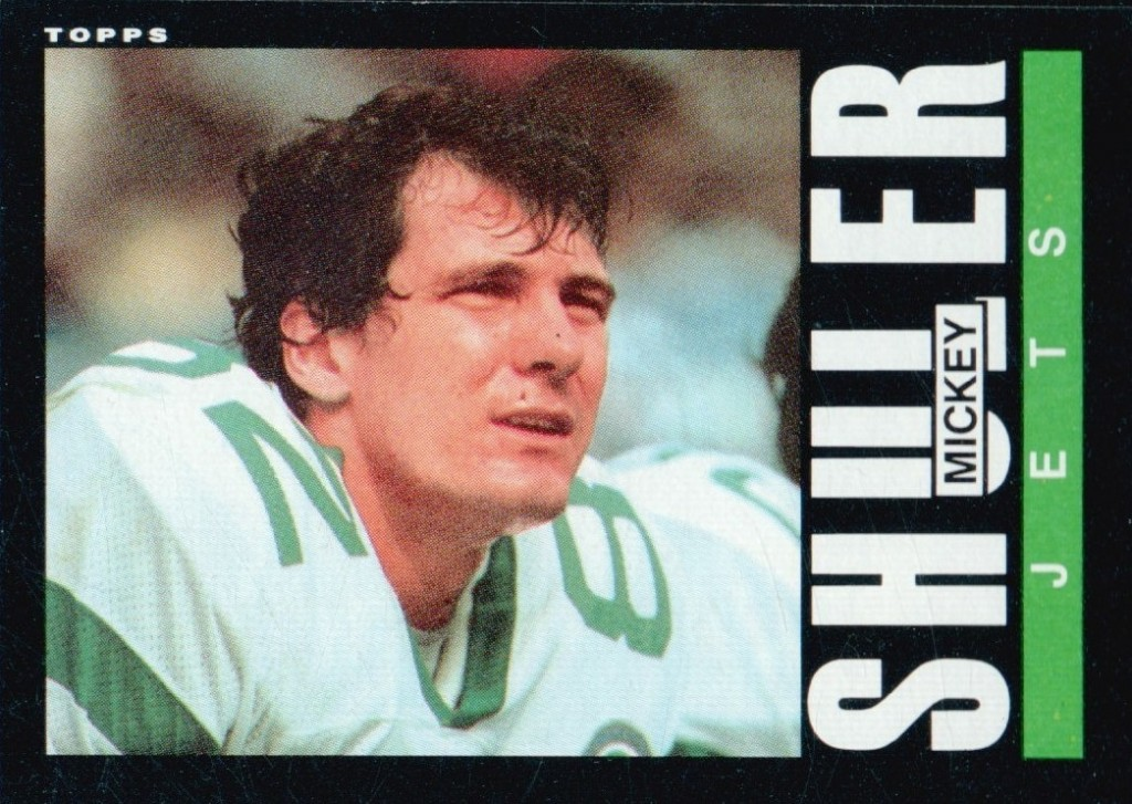 Mickey Shuler - New York Jets
