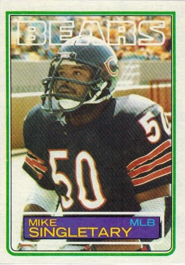 Mike Singletary - Chicago Bears