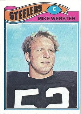 Mike Webster - Pittsburgh Steelers