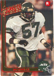 "Morris ""Mo"" Lewis - New York Jets"